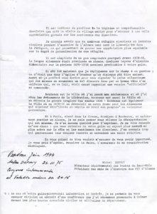 Alsaciens - Oradour 1975 2