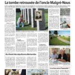 L'Alsace - Mulhouse du 28.2.2016